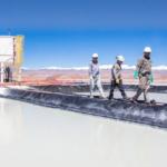 En alza. El precio del litio alcanzó su nivel más alto en tres años